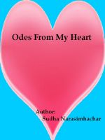 Cover for 'Odes From My Heart'