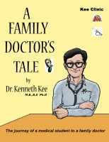 Cover for 'A Family Doctor's Tale'