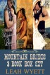 Mountain Brides 3 Book Box Set - Mail Order Brides Of Montana by Leah Wyett