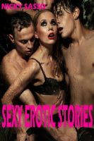 Cover for 'Sexy Erotic Stories - Erotic story collection'