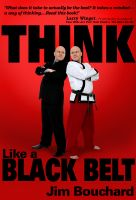 Cover for 'Think Like a Black Belt'