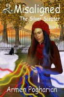 Cover for 'Misaligned: The Silver Scepter'