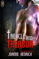 Cover for 'Treacle and Treason'