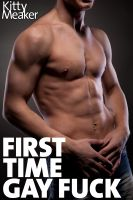 Cover for 'First Time Gay Fuck'