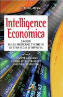 Cover for 'Intelligence economica'
