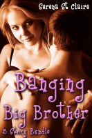 Cover for 'Banging Big Brother (Family Taboo Erotica Bundle)'