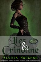 Cover for 'Lies and Crinoline (A Lumiere Romance: Book 3)'