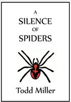 Cover for 'A Silence of Spiders'