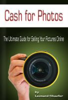 Cover for 'Cash for Photos'