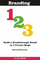 Cover for 'Branding 123: Build a Breakthrough Brand in 3 Proven Steps'