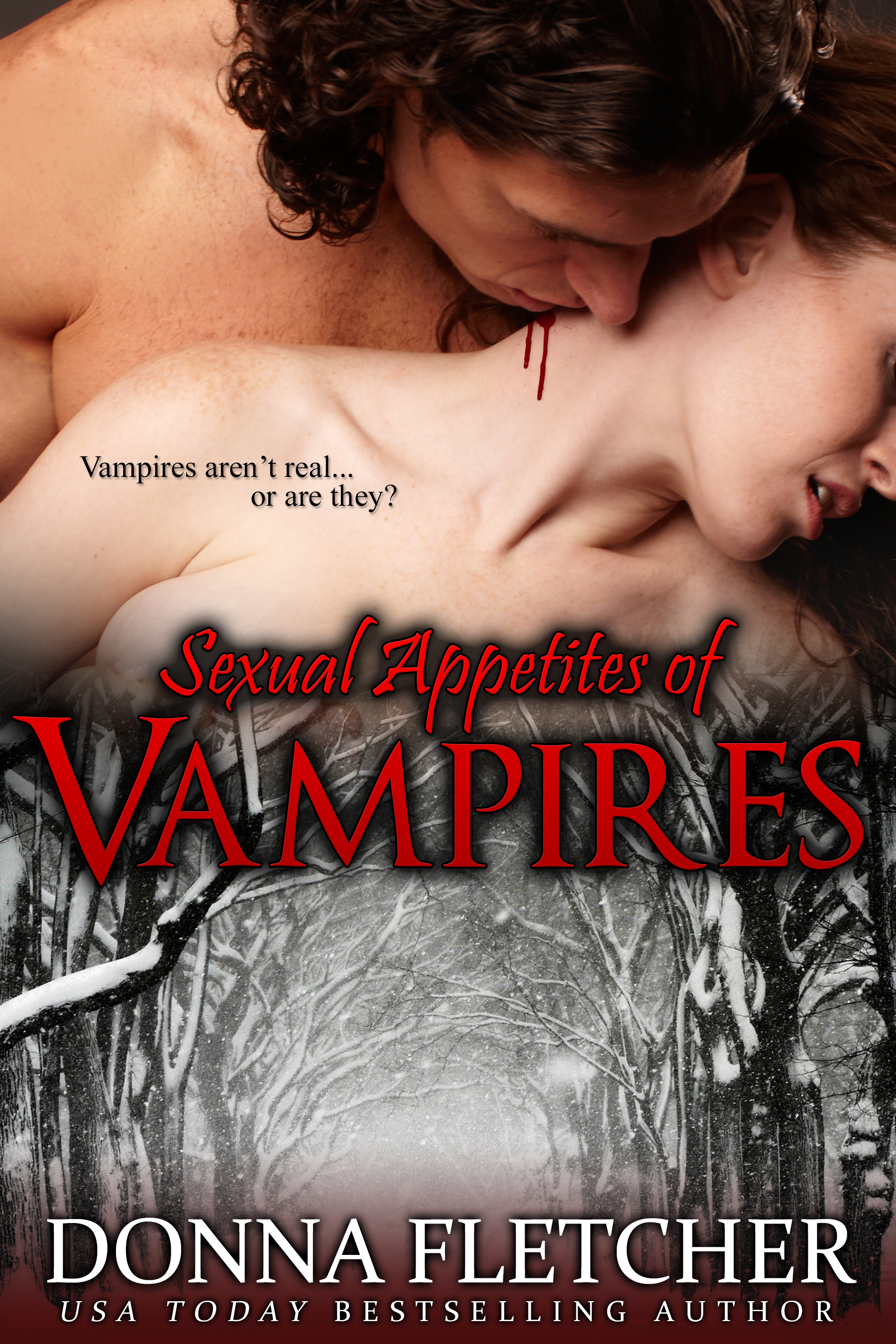 Donna Fletcher - Sexual Appetites of Vampires