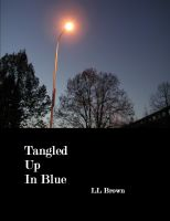 Cover for 'Tangled Up in Blue'
