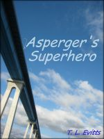 Cover for 'Asperger's Superhero'