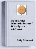 Cover for 'Mitchls Nutritional Recipes'