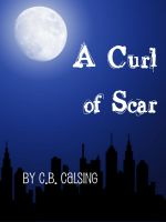 Cover for 'A Curl of Scar'
