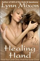 Cover for 'Healing Hand - An Erotic Story (Lesbian Sex)'
