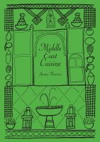 Cover for 'Middle East Cuisine'