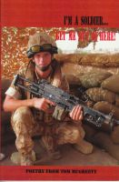 Cover for 'I'm a Soldier...get me out of here !'