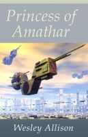 Cover for 'Princess of Amathar'