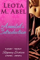 Cover for 'Annabel's Introduction (The Erotic Education of a Naughty Regency Miss)'