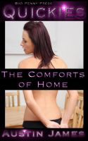 Cover for 'The Comforts of Home'