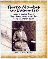 Cover for 'Three Months in Cashmere'