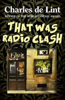 Cover for 'That Was Radio Clash'