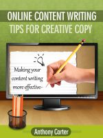 Cover for 'Online Content Writing - Tips for Creative Copy'