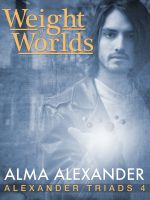 Cover for 'The Weight of Worlds'