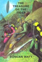 Cover for 'The Treasure of the Tiger'