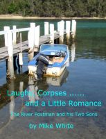 Cover for 'Laughs, Corpses... and a Little Romance'