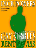Cover for 'Rent An Ass (Gay Stables #4)'