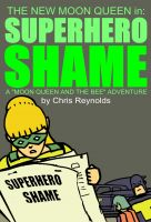 Cover for 'Superhero Shame'