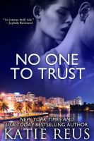 Cover for 'No One to Trust'