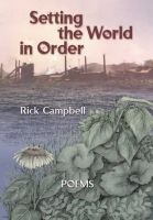 Cover for 'Setting the World in Order'