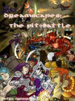 Cover for 'Dreamscapes #4 - The Pit-Battle'