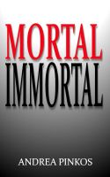 Cover for 'Mortal Immortal'