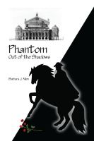 Cover for 'Phantom Out of the Shadows'