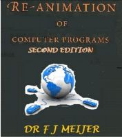 Cover for 'Reanimation of computer programs'