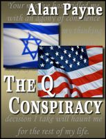 Cover for 'The Q Conspiracy'