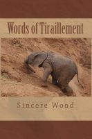 Cover for 'Words of Tiraillement'