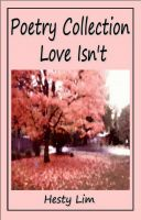 Cover for 'Love Isn't'