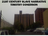 Cover for '21st Century Slave Narrative'
