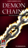 Cover for 'Demon Chains'