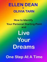 Cover for 'Live Your Dreams One Step At A Time'