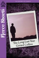 Cover for 'The Long Last Year'