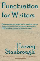 Cover for 'Punctuation for Writers'