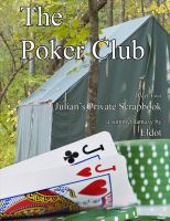Cover for 'The Poker Club: Julian's Private Scrapbook Part 2'
