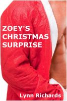 Cover for 'Zoey's Christmas Surprise (BBW Erotica) (Christmas Erotica)'