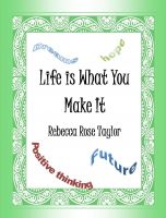 Cover for 'Life is What You Make It'